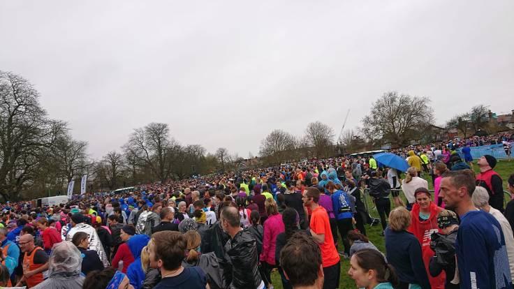 Cambridge - How many runners...