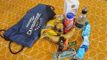 Camdbridge - goody bag